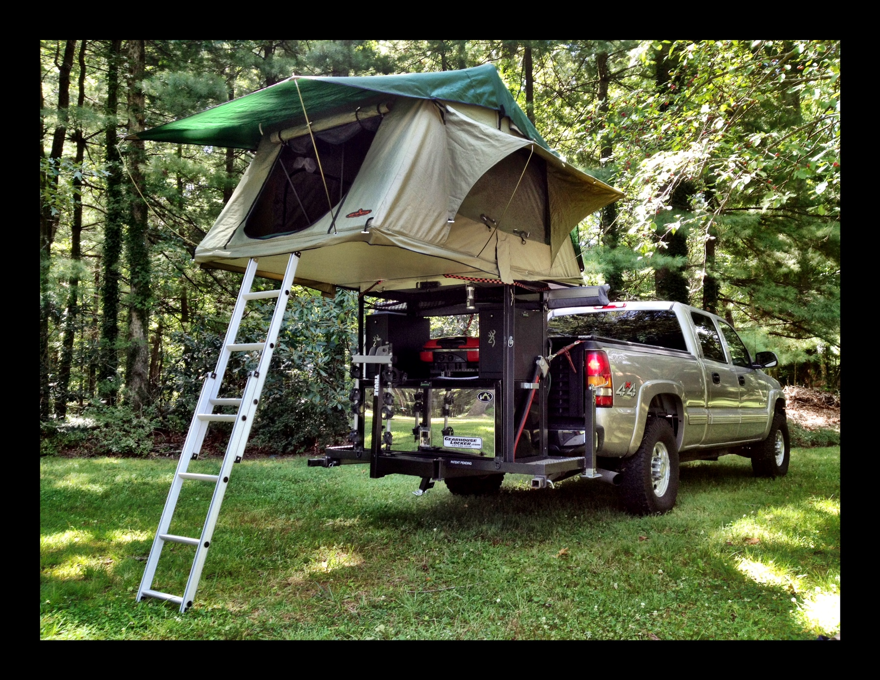 Hitchtoptent